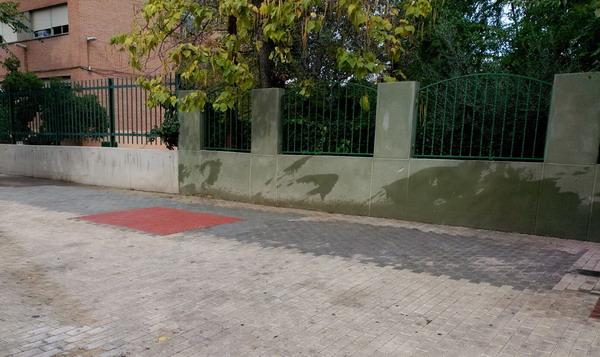 90 NUEVAS PLAZAS DE APARCAMIENTO TRAS ELIMINAR ALGUNOS DE LOS CONTENEDORES SOTERRADOS EN GETAFE