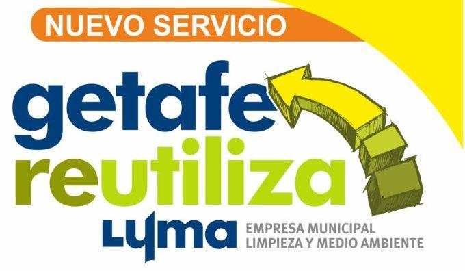 EL AYUNTAMIENTO DE GETAFE Y LYMA OFRECEN EL NUEVO SERVICIO 'GETAFE REUTILIZA'