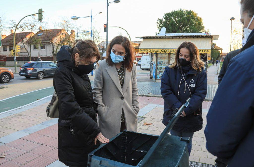 LYMA inicia una campaña de fomento del compostaje doméstico